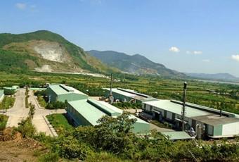 Nhà máy xử lý chất thải Hà Tĩnh